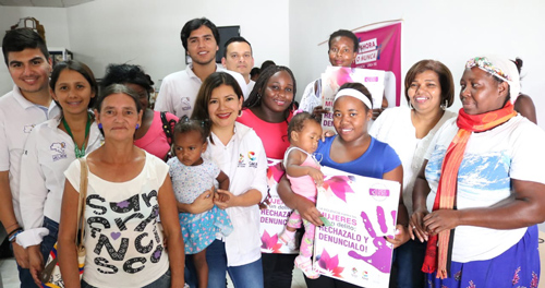 """Campaña """"Ahora o nunca"""" previene la violencia contra la mujer"""
