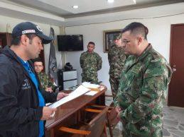 Capturados por corrupción 12 suboficiales del Ejército