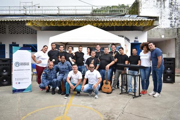 Concurso Carcelario de Música 2018