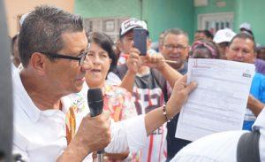 Se disparó candidatura de Gonzálo a la alcaldía de Caloto