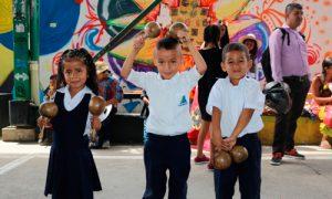 La música y el arte cómo desarrollo infantil