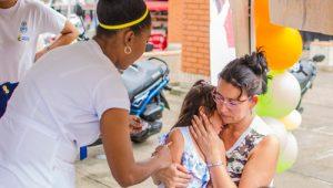 Más de 38.000 niños serán vacunados en el Cauca