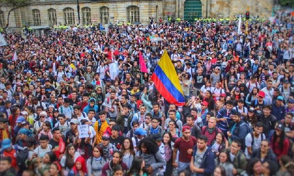 Movilización y resistencia por la paz
