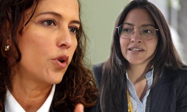 NANCY PATRICIA Y LA VICEJUANITA DIRECTAS RESPONSABLES DEL FRACASO DE LA LEY OBJETADA