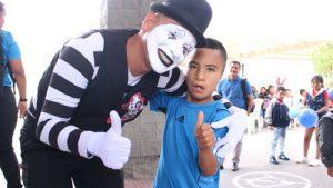 Operación Sonrisas continúa regalando risas en el Cauca