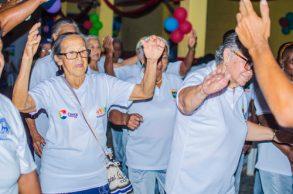 Secretaría de Salud fortalece acciones con población adulto mayor