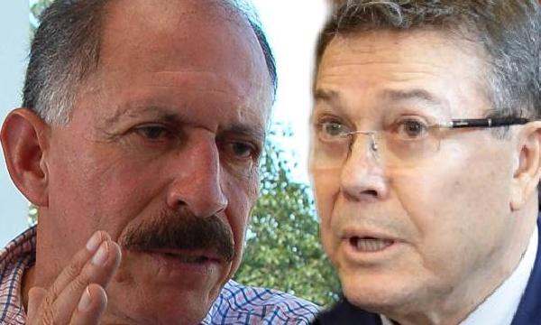 Temistocles Ortega y John Cárdenas
