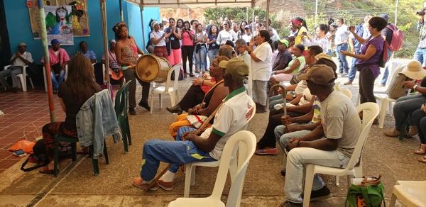 vereda Yolombó, municipio Suárez, Cauca