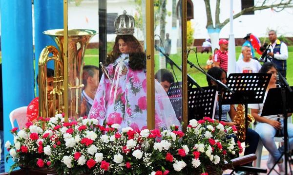 Milagrosa Niña María de Caloto