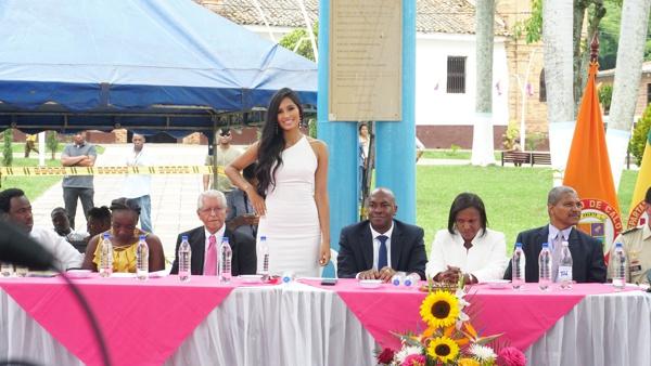 Valentina Aldana Dorado, representante del Cauca al Reinado Nacional de Cartagena