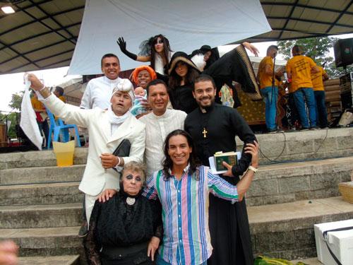 """7º  Encuentro juvenil cristiano """"Juventud, Fuerza Renovadora de Nuestra Fe"""""""