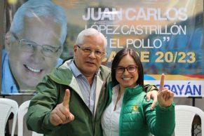 Alianza verde cree en Popayán