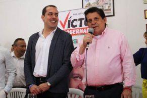 Campaña de Víctor Ramírez se refuerza con Constain