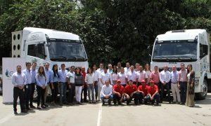 Cargill moderniza su cadena de suministros
