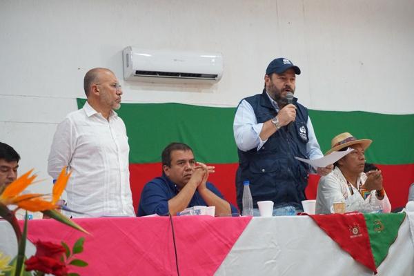 Defensor del Pueblo, Carlos Alfonso Negret Mosquera