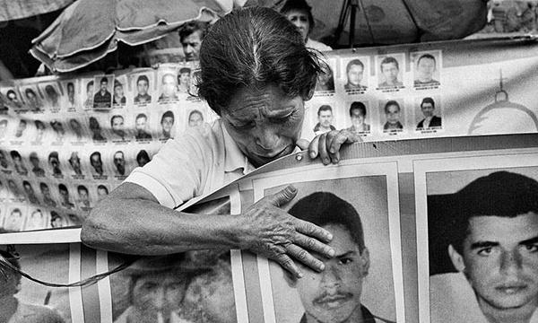 Desaparición: dolor de toda Colombia