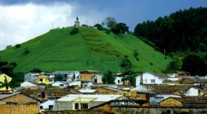 Deterioro del Morro de Tulcán