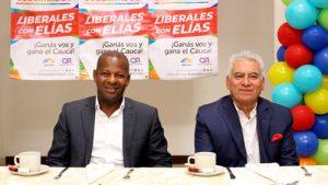 Elías Larrahondo recibe apoyo de Jesús Ignacio García