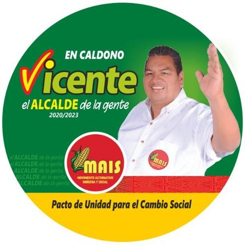 Vicente Otero, el candidato de la unidad