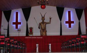 En el Quindío buscan cerrar templo que adora a Lucifer