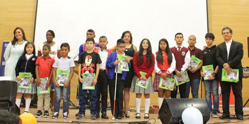 """Entre """"Palabras de Paz"""" se premió Concurso Departamental de Cuento"""
