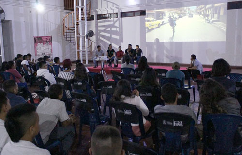 Festival Itinerante lleva cine a los barrios de Popayán