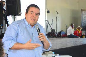 """Gobernador del Cauca: """"No dejaremos morir la paz"""""""