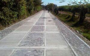 Gobierno de Óscar Campo mejora vías rurales en la región