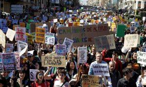 La movilización climática insumisa de Greta Thunberg