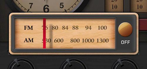 La radio de la tarde