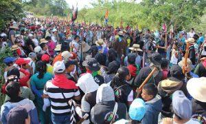 Los liderazgos del Cauca