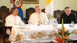 Nuncio Apostólico visitó el Cauca