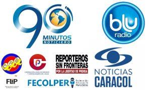 Rechazan amenazas contra periodistas del Valle del Cauca