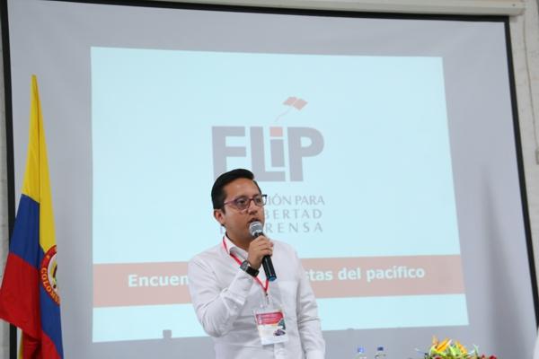 Julián David García – @FLIP_org