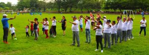 Se realizó festival deportivo en Caloto