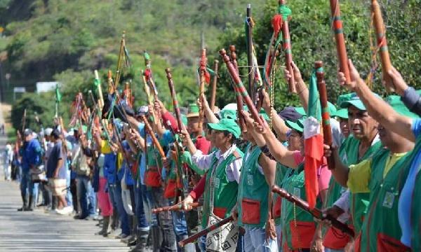 Solidaridad con la Primera Nación