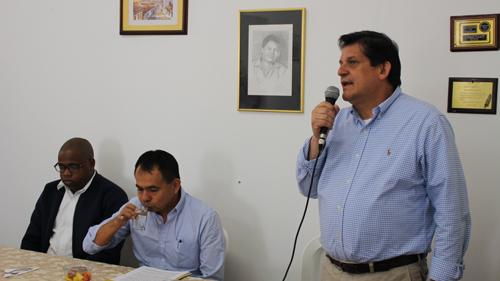 Víctor Ramírez recibe apoyo del norte del Cauca