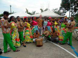 Villaricenses festejaron el Día del Campesino