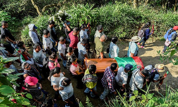 Asesinaron a otros dos indígenas en Páez-Belalcázar