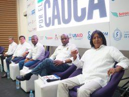 Candidatos se unen en Equipo por el Cauca