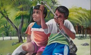 Eduardo Zedan A, el artista
