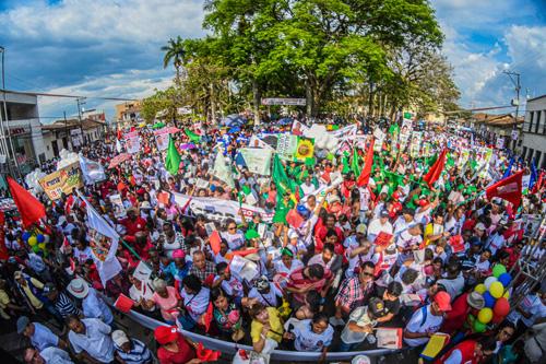 El Norte del Cauca demostró que está con Víctor Gobernador