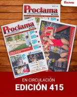 En circulación la edición impresa No. 415 de Proclama del Cauca