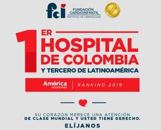 Fundación Cardioinfantil, el mejor hospital de Colombia