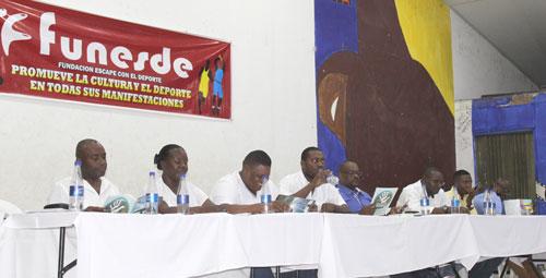 Funesde realizó conversatorio para impulsar el deporte