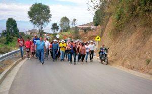 Gobernador del Cauca entregará pavimentada la vía Balboa - Argelia