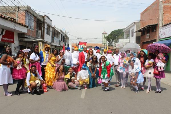 Portejadeños celebraron 122 años de fundación