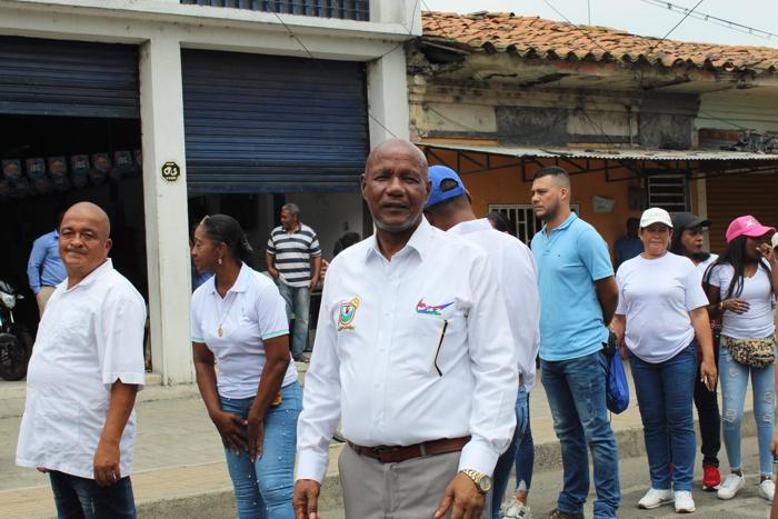 Tobías Balanta, alcalde Puerto TEjada