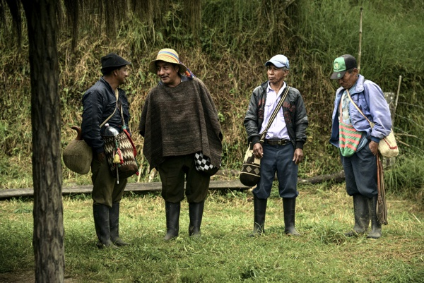 Los mayores indígenas