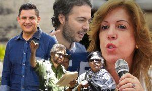 Los uribistas de Medellín se empanicaron con Quintero y los oligarcas de Cali con Jorge Iván y Clara Luz